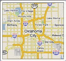 Metro Ethernet in Oklahoma City Oklahoma